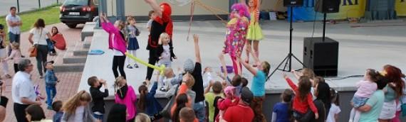 Dzień Dziecka w Pińczowie 31-05-2015